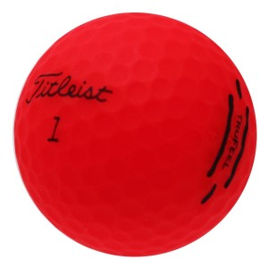 Titleist TruFeel Red - 1 Dozen
