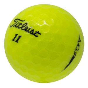 Titleist VG3 Yellow - 1 Dozen Pristine Quality