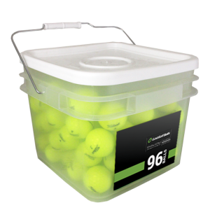 96 Titleist TruFeel Yellow Bucket