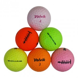 Volvik Color Mix - 1 Dozen