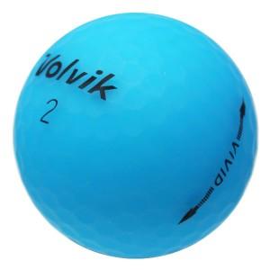Volvik Vivid Matte Blue - 1 Dozen
