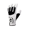 Mens One Size Fits All Glove-White