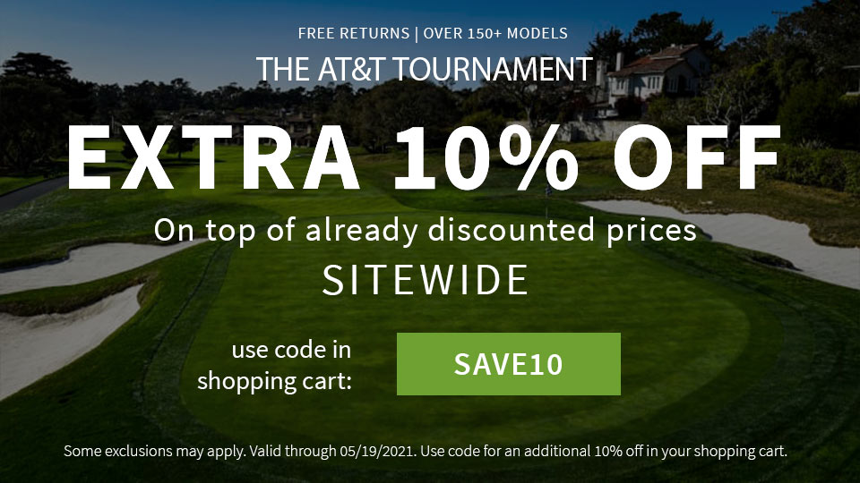 The AT&T Championship - Extra 10% Off - Code SAVE10