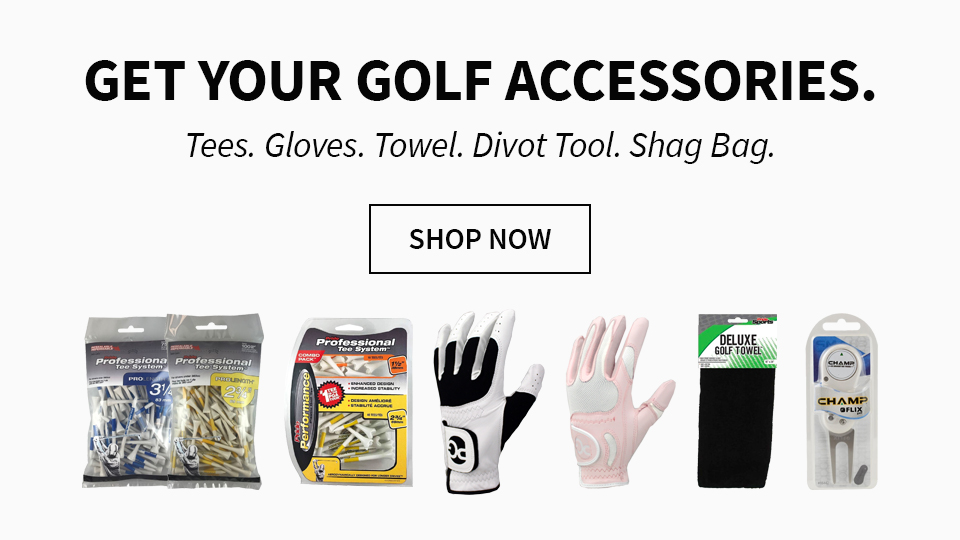 New Golf Accessories