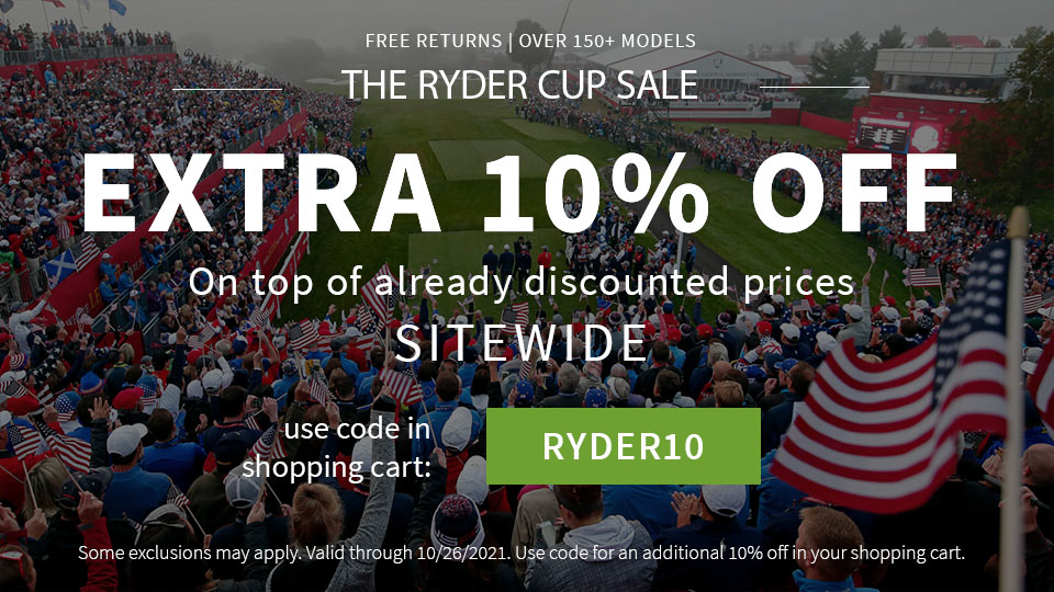The Ryder Cup Sale