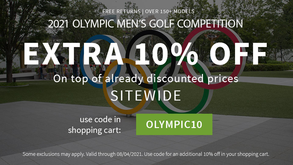 The Olympic Golf Special